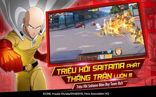 One Punch Man: The Strongest 1.2.6 screenshots 12