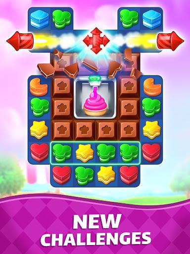 Cake Blast ud83cudf82 - Match 3 Puzzle Game ud83cudf70  screenshots 19