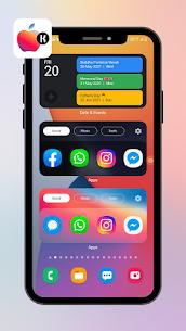 iOS Widgets KWGT🔥 (MOD APK, Paid) v2021.May.19.21 5