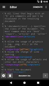 VerbTeX LaTeX Editor  For Pc 2020 (Windows 7/8/10 And Mac) 1