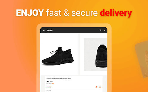 JUMIA Online Shopping Screenshot
