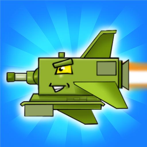Merge Space Ships: Cyber Merge