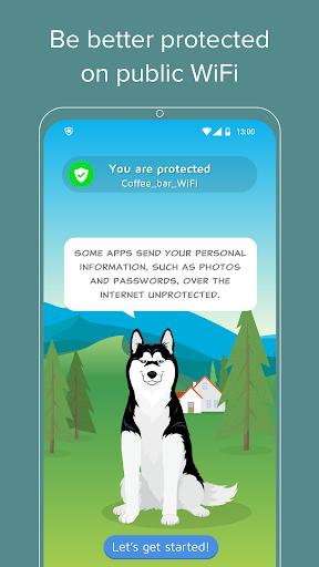 Phone Guardian Mobile Security & VPN Protection apklade screenshots 2