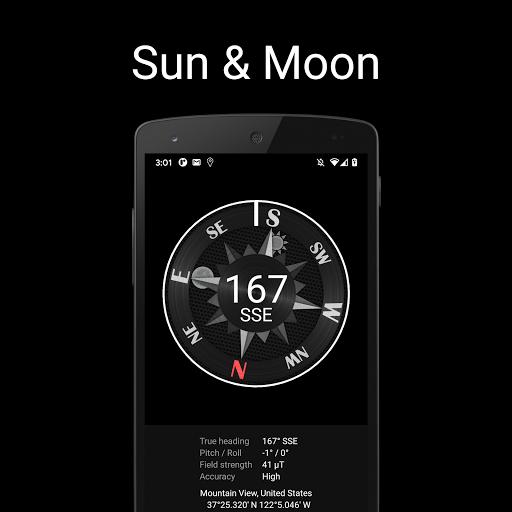 Compass Steel 3D (No ads)  Screenshots 4