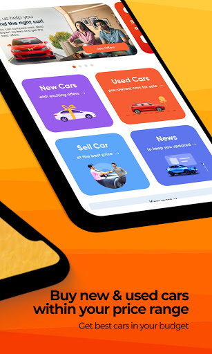 CarDekho: Buy/Sell New & Second-Hand Cars, Prices 7.1.4.6 Screenshots 2