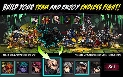Idle Eternal Soul - Auto, Clicker, AFK, RPG modavailable screenshots 15
