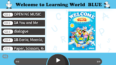 WELCOME to Learning World BLUEのおすすめ画像1