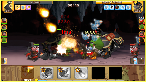 Larva Heroes: Battle League screenshots 4
