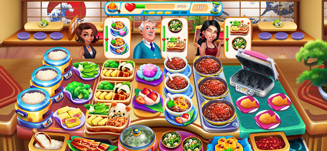 Cooking Love Premium – cooking game madness fever 5