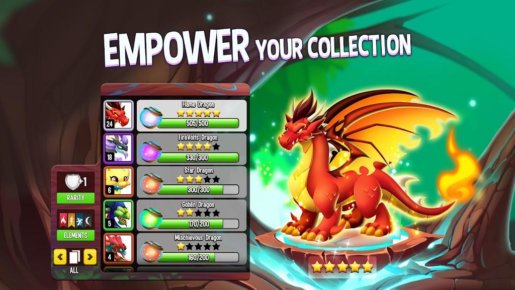 Dragon City Mobile poster 3