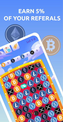 CryptoRize - Earn Real Bitcoin Free apkpoly screenshots 5