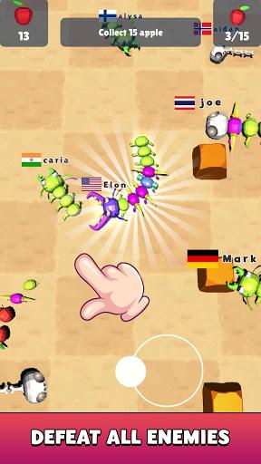 Bug Battle 3D 1.1.0 screenshots 4