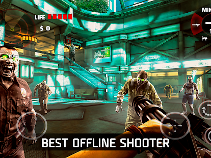 DEAD TRIGGER - Offline Zombie Shooter Screenshot