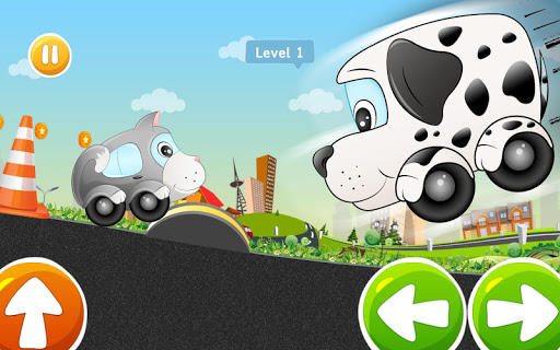 Kids Car Racing game u2013 Beepzz 3.0.0 screenshots 2