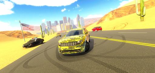 American Car Driving Simulator 2020 1.0.6 screenshots 1