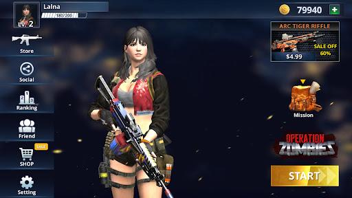 GO Strike : Online FPS Shooter  screenshots 5