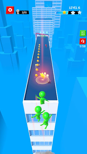 Run Race 3d : Fun Race - Short Cut Running Games  screenshots 14