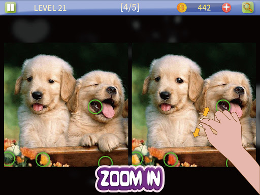 Find & Spot the difference game - 3000+ Levels 1.2.91 screenshots 11