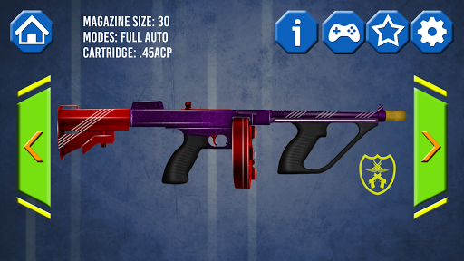Ultimate Toy Guns Sim - Weapons 1.2.7 screenshots 8