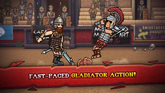 Gladihoppers – Gladiator Battle Simulator! MOD APK 3.0.0 (Unlimited Money) 1