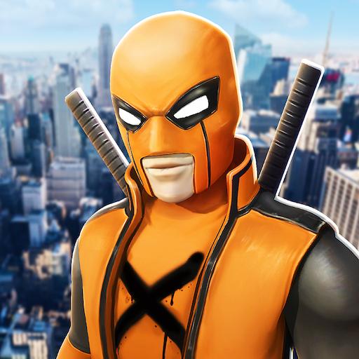 Dead X Hero: Crime City Fighting