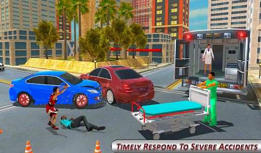 Ambulance Rescue Games 2020 1.15 screenshots 9