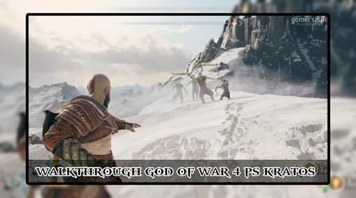 The Walkthrough for God of War 4 PS Kratos 1.0 Screenshots 1
