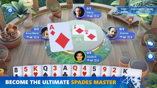 Spades Masters 1.515 screenshots 7