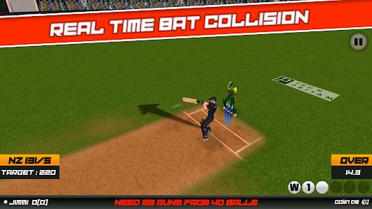 Cricket Superstar League 3D 2.3.2