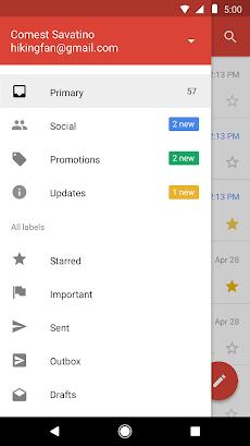 Gmail Goのおすすめ画像2