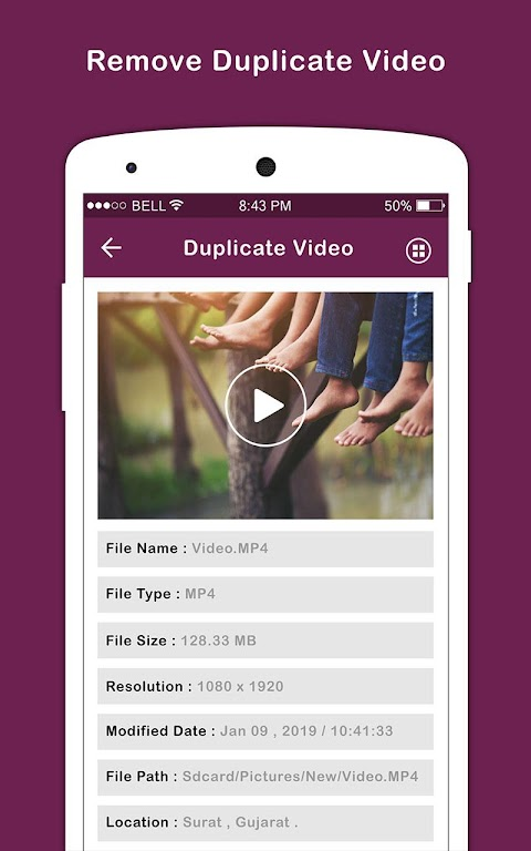 Duplicate File Remover - Duplicates Cleaner poster 11