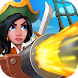 Pirate Bay - action pirate shooter. Aim and shoot - Androidアプリ