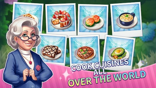 My Restaurant Empire:Decorating Story Cooking Game 7