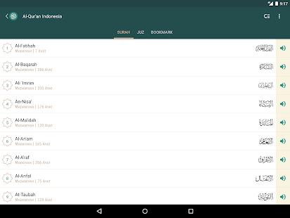 Al Quran Indonesia 2.7.03 Screenshots 10