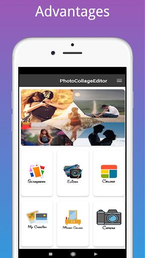 Photo Collage Edit | Photo Editor 1.2 Screenshots 2