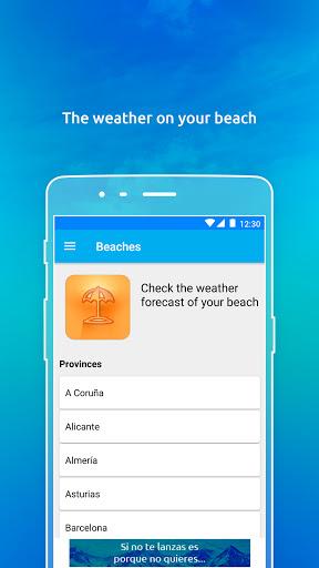 Weather by eltiempo.es 4.4.12 Screenshots 5