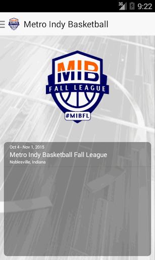 metro indy basketball screenshot 1