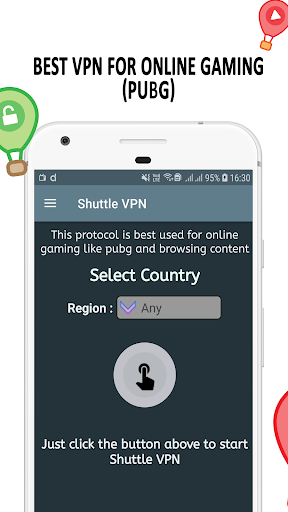 VPN : Shuttle VPN, Free VPN, Unlimited, Secure VPN 2.12 Screenshots 5