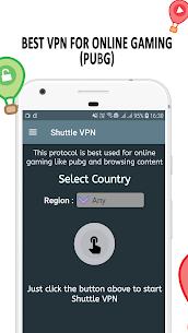 Shuttle VPN MOD APK 2.3 (Premium) 5
