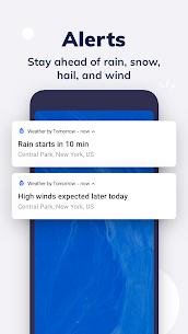 Tomorrow.io: Weather Forecast Premium MOD APK 2