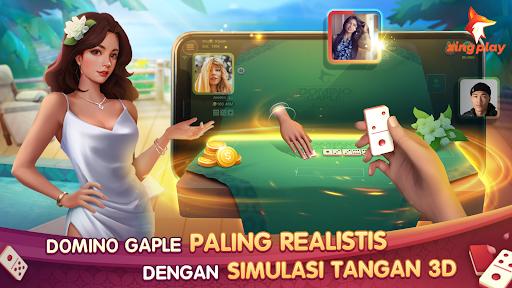 Domino Gaple 3D ZingPlay Game Gratis Seru Online  screenshots 1