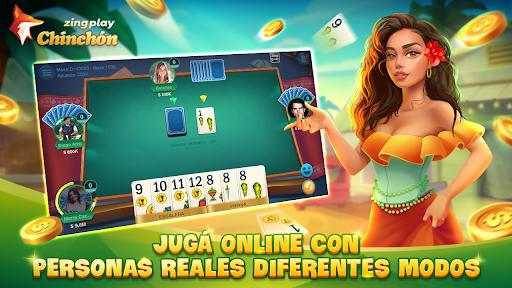 Chinchón ZingPlay: Juego de cartas Online Gratis  screenshots 1