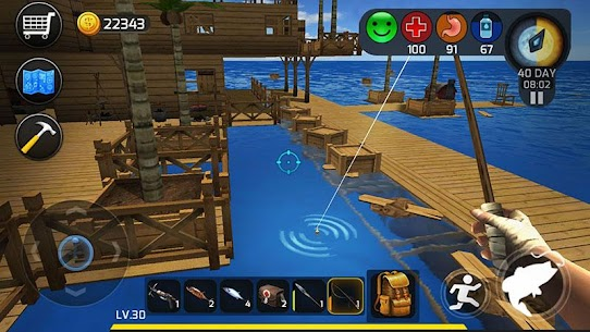 Ocean Survival MOD APK 2.0.2 (Unlimited Money) 14