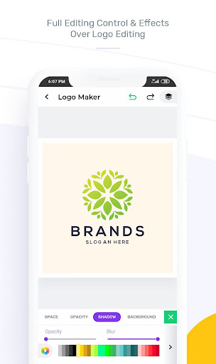Logo Maker : Graphic Design And Logo Templates android2mod screenshots 5