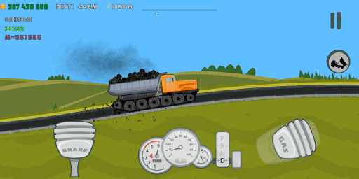 Trucker - Overloaded Trucks Racing apkslow screenshots 7