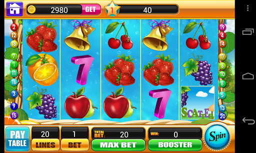 Classic 777 Fruit Slots -Vegas Casino Slot Machine apkdebit screenshots 11