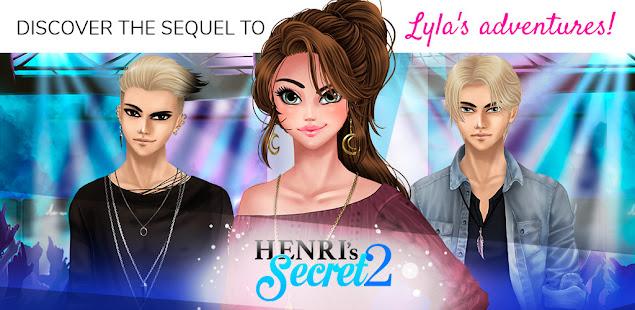 Henri's Secret - A Star Life (Visual Novel) 2.3.65 screenshots 1