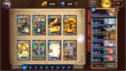 Dragon Call (Card battle TCG) apkdebit screenshots 3