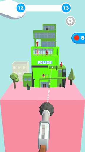 Slingshot Smash: Shooting Range android2mod screenshots 6