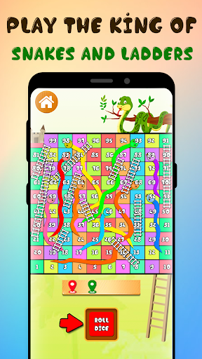 Neo Classic Snake and Ladder : King of Board Game  screenshots 3
